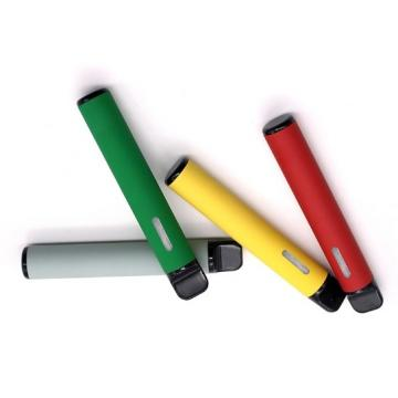 Hot Wholesale Soft Disposable Vape Pen E Cigarette with Ce/RoHS Certificates