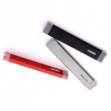 Novel Vape Pen Disposable 0.5ml Ceramic Vape Pen with White Color Rubber Finish Battery