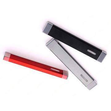 USA Market Hot Sale Cbd Vape Pen Pure Taste Slim Oval Style Disposable Vape Pen