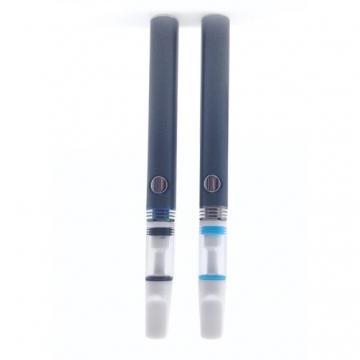 0.3ml/0.5ml Disposable Vape Pen Glass Tip Cbd Oil Cartridge custom Logo Packaging1ml Prefilled pen/cbd cartridge package